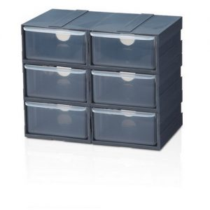Expandable Drawer 6 Drawers