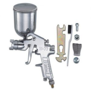 GRAVITY TYPE SPRAY GUN
