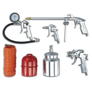 AIR TOOL SET 5 PCS/SET