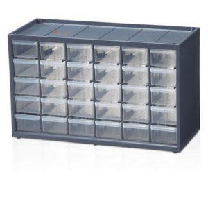 MULTI-DRAWER CABINET 30 DRAWERS