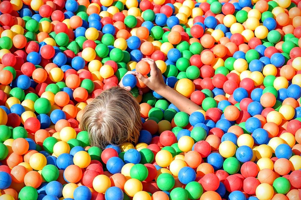 A Ball Pit