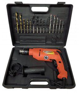 Vsr Hammer Drill W/ Case