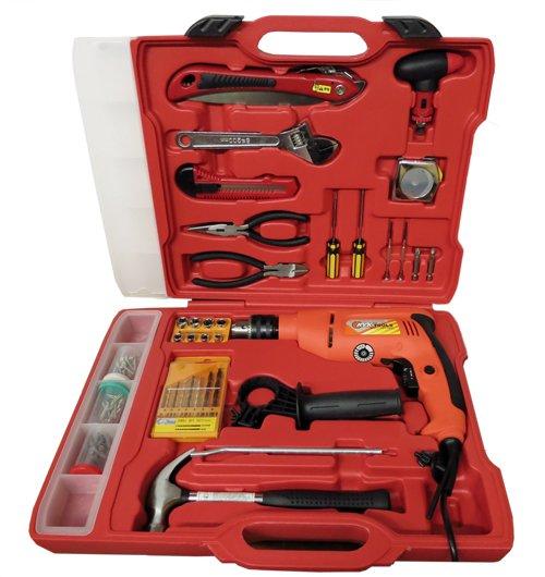 """VSR Hammer Drill 1/2"""" w/ Accessories"""