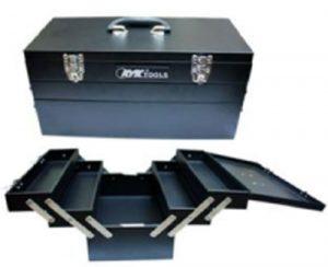 Steel Tool Box 4 Tray