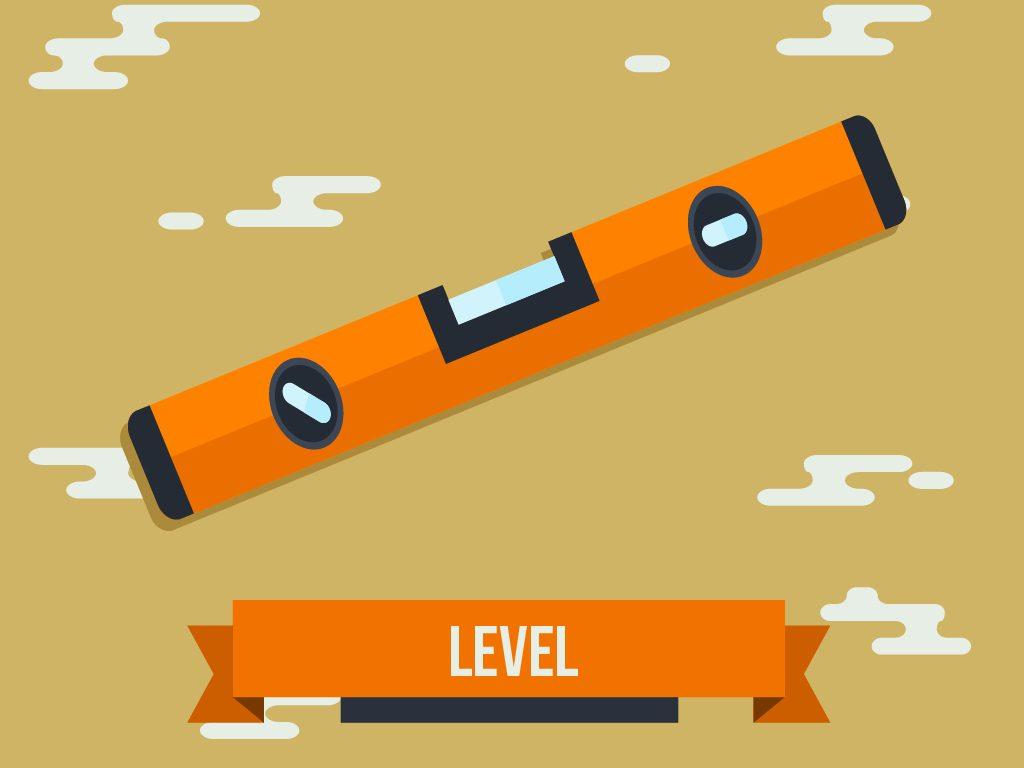level measuring tools