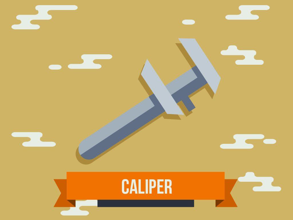 caliper measuring tools