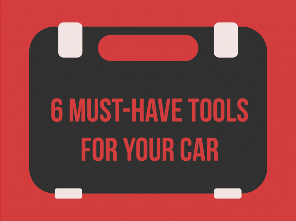 6 Must-Have Hand Tools for Your Car