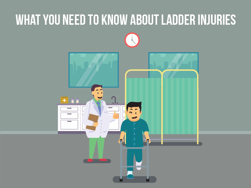 What You Need to Know About Ladder Injuries