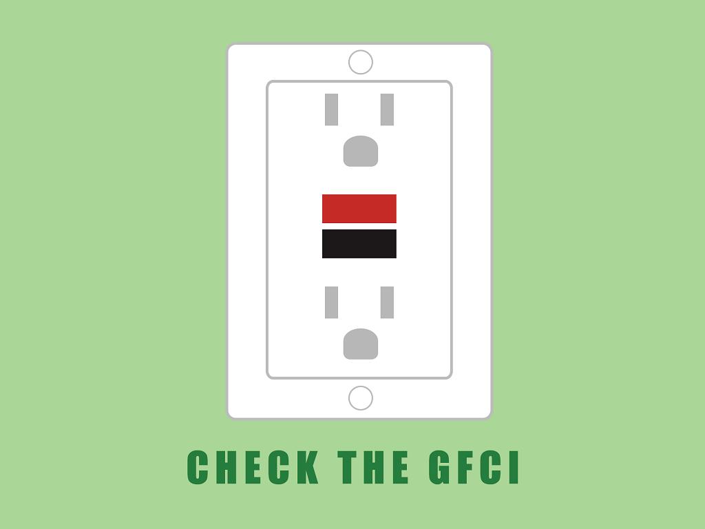 Check the GCFI