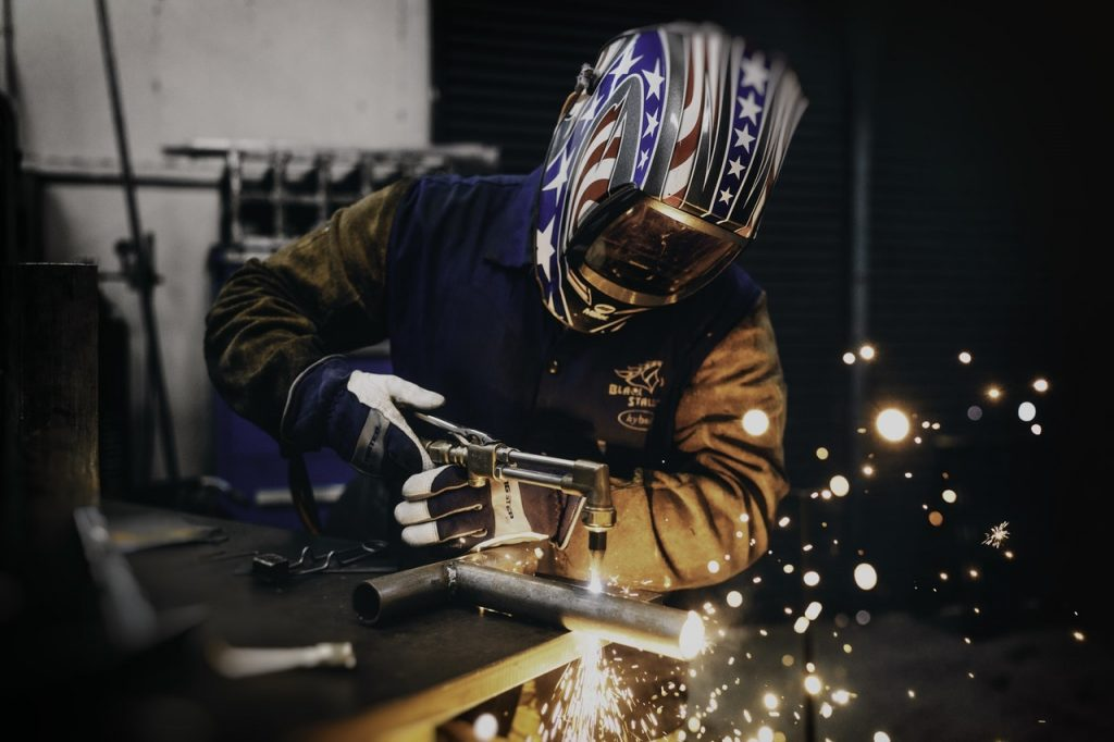 Get a Good Welding Helmet/Hood