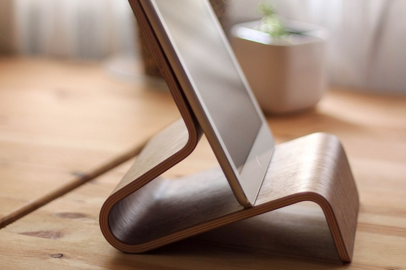 Cookbook and Tablet Stand